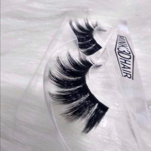 Minx3D eyelashes are bomb NEW and luxurious 😍